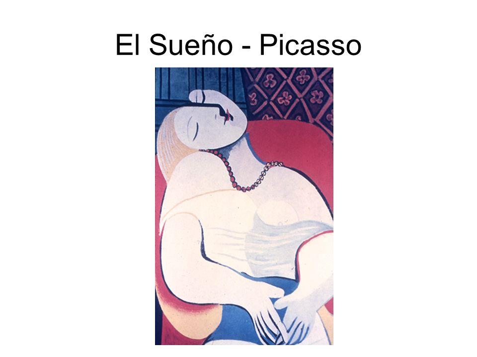 El Sueño - Picasso