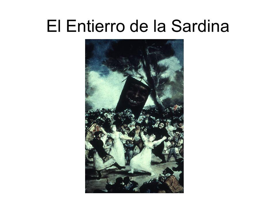 El Entierro de la Sardina