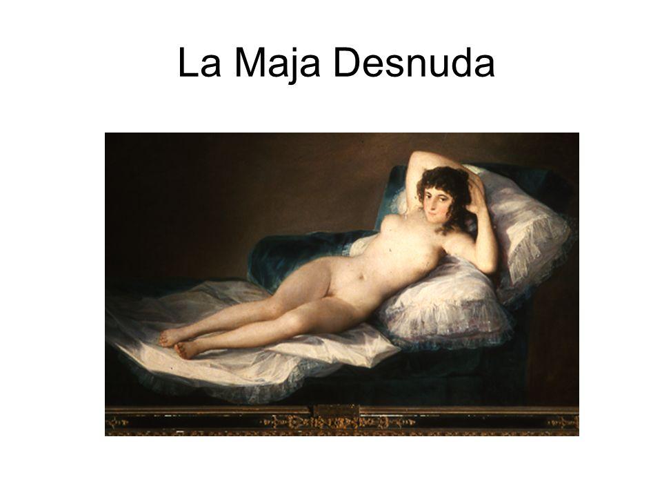 La Maja Desnuda