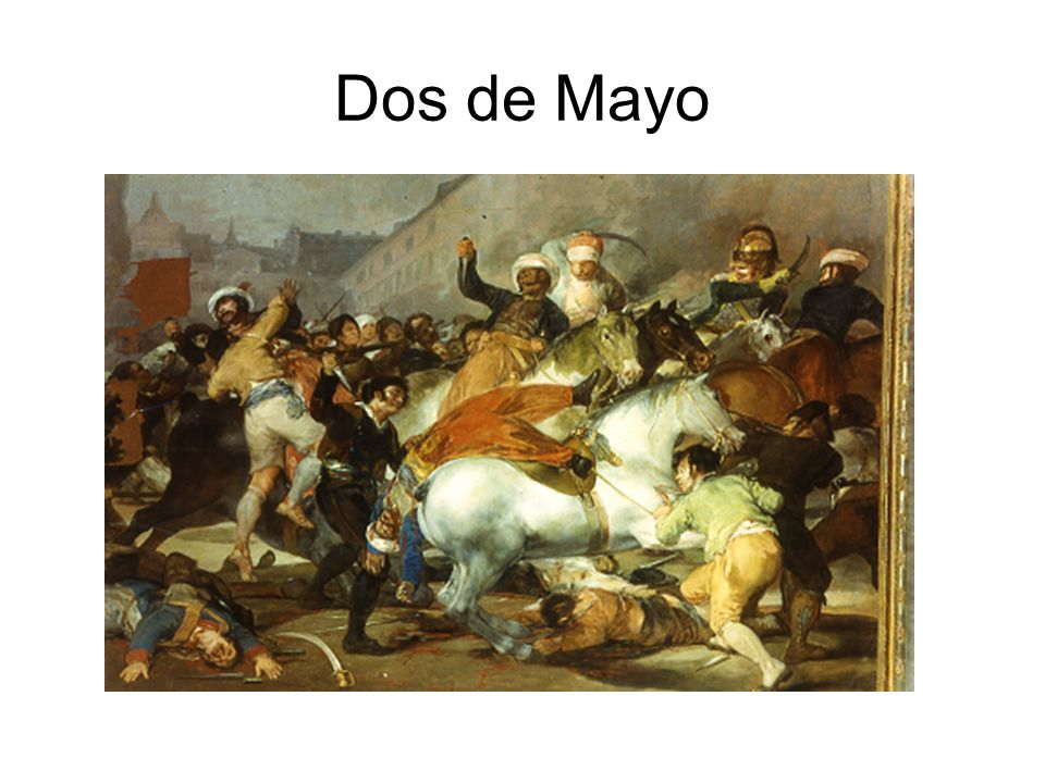Dos de Mayo