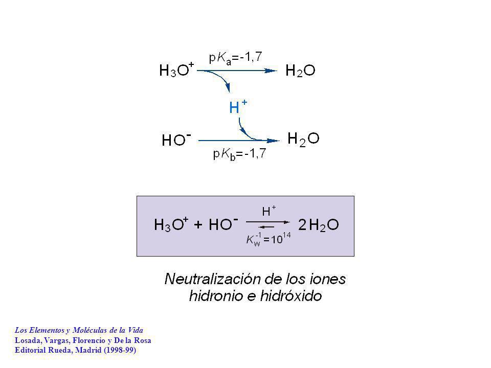 Los Elementos y Moléculas de la Vida