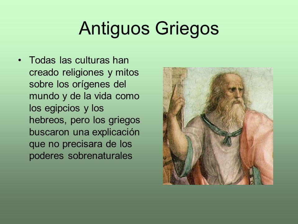 Antiguos Griegos