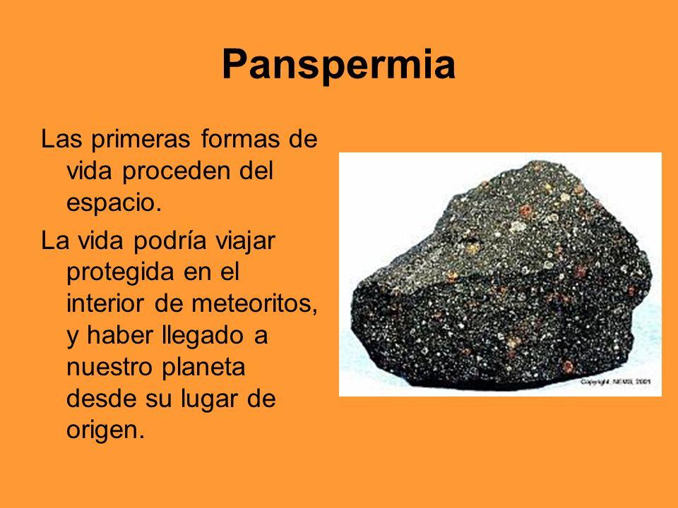Panspermia
