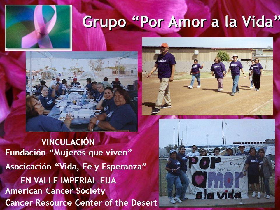 Grupo Por Amor a la Vida