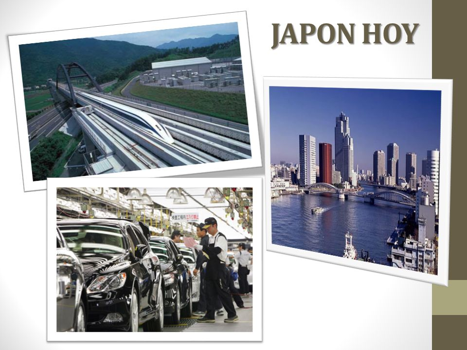 JAPON HOY