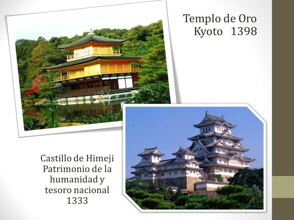 Castillo de Himeji Patrimonio de la humanidad y tesoro nacional 1333