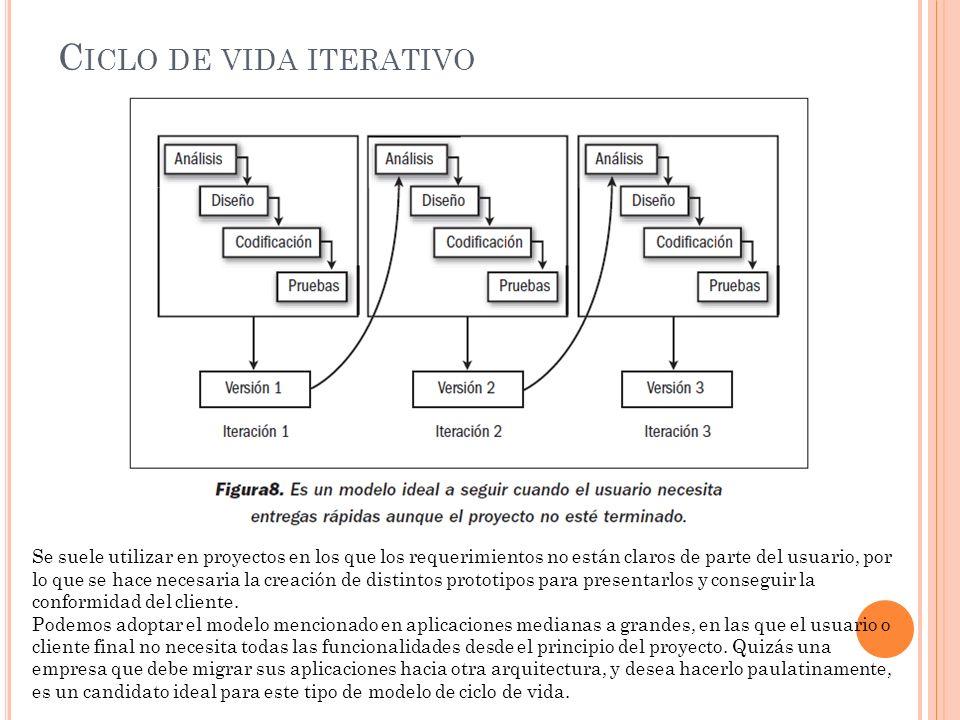 Ciclo de vida iterativo