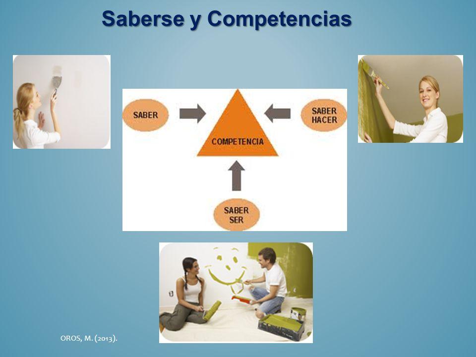Saberse y Competencias