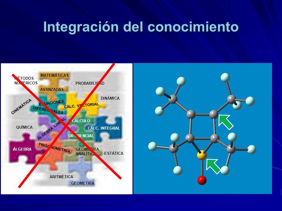 Integración del conocimiento
