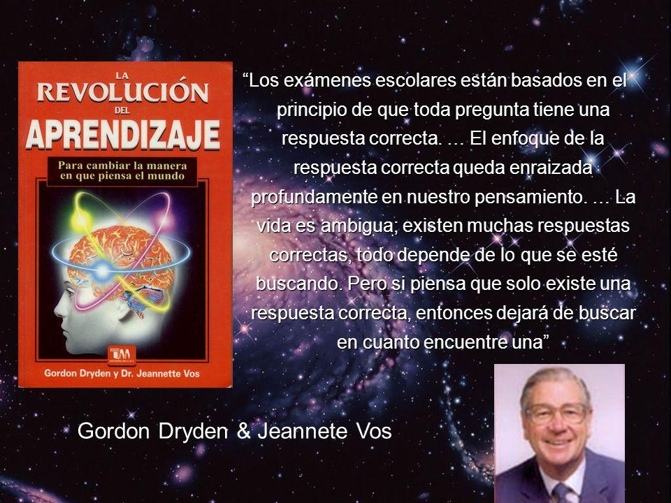 Gordon Dryden & Jeannete Vos