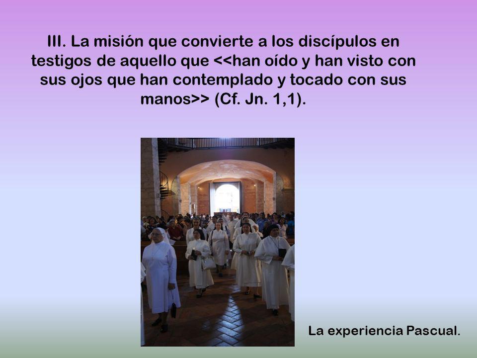 La experiencia Pascual.