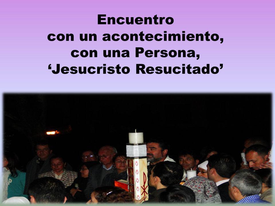 'Jesucristo Resucitado'