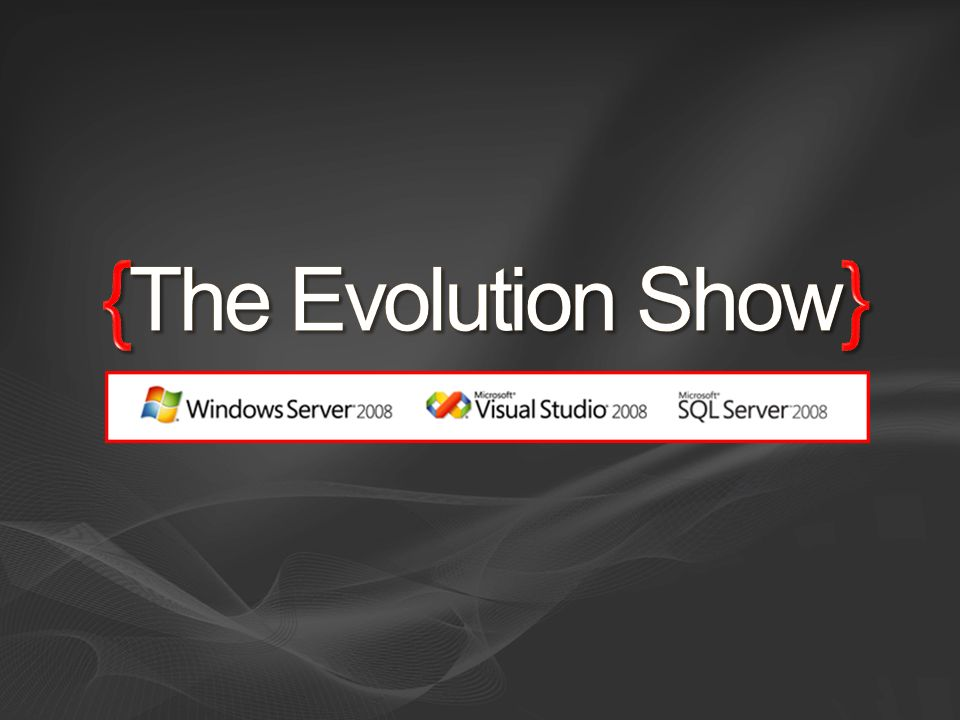 {The Evolution Show}