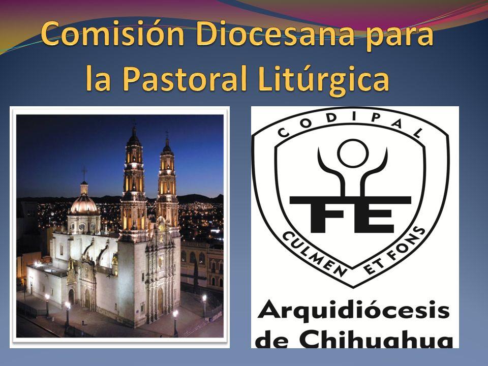 Comisión Diocesana para la Pastoral Litúrgica