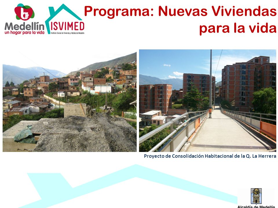 Programa: Nuevas Viviendas para la vida