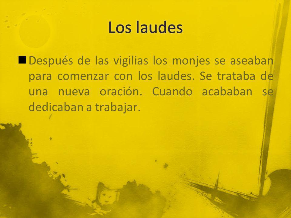Los laudes