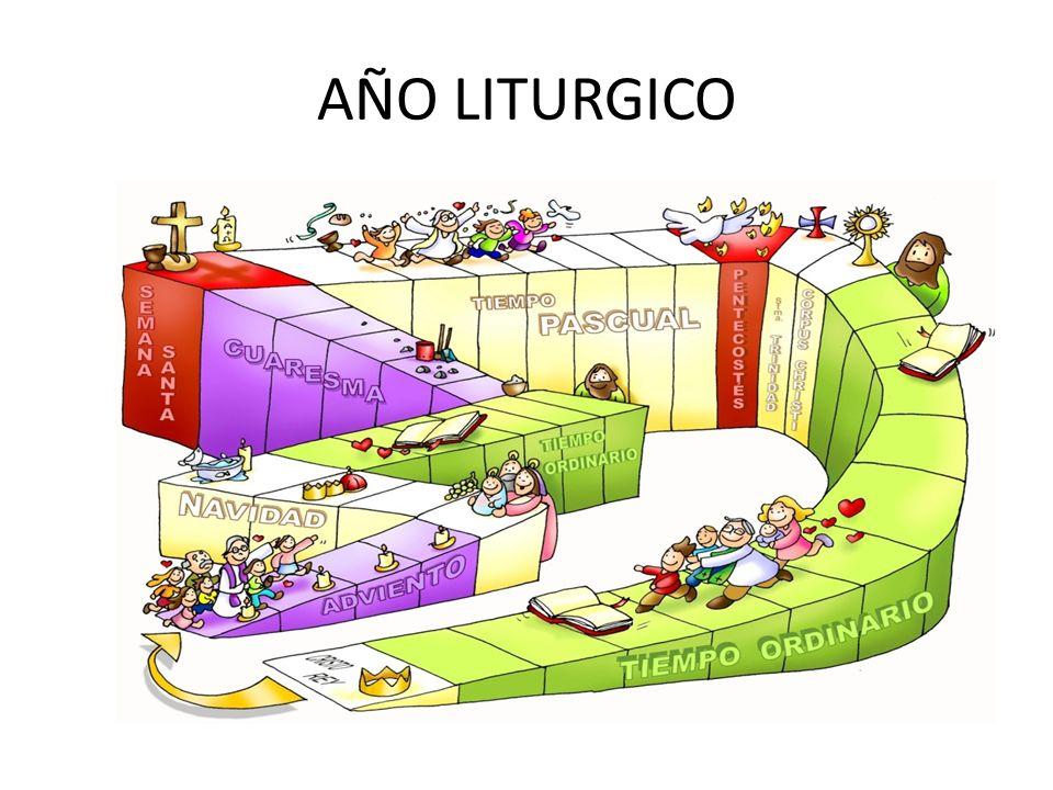 AÑO LITURGICO