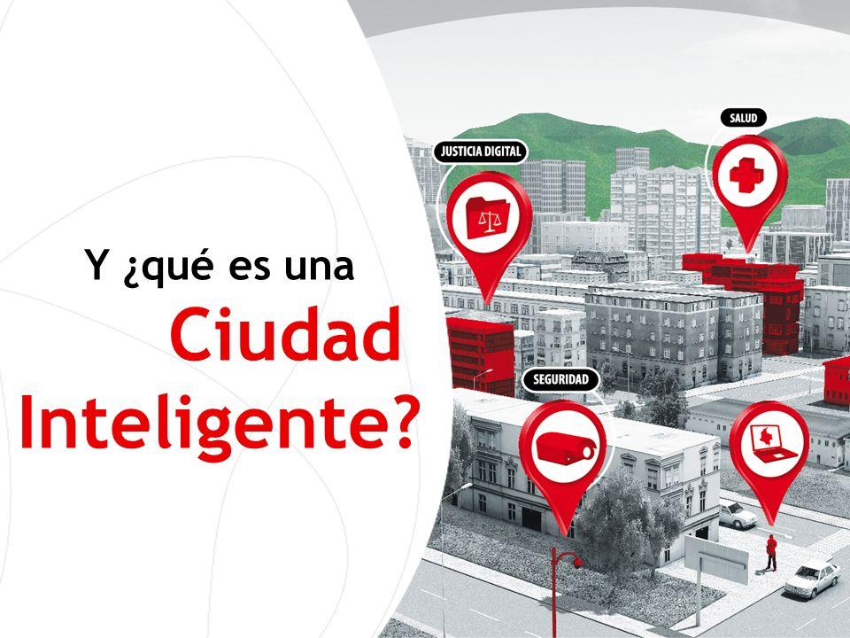 Y ¿qué es una Ciudad Inteligente