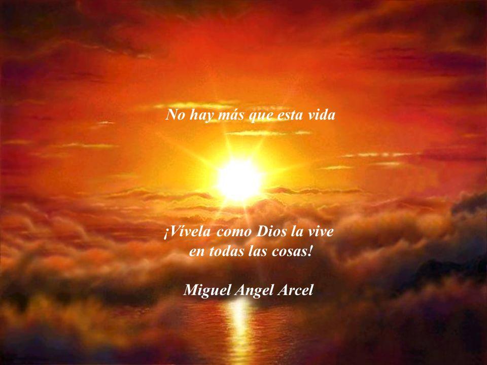 ¡Vívela como Dios la vive