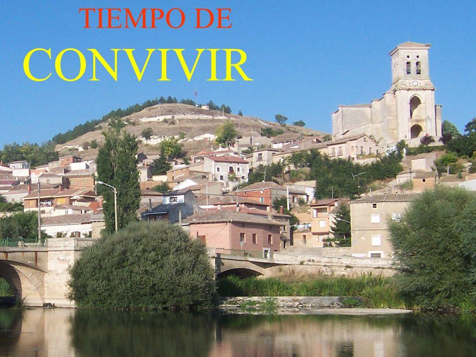 TIEMPO DE CONVIVIR