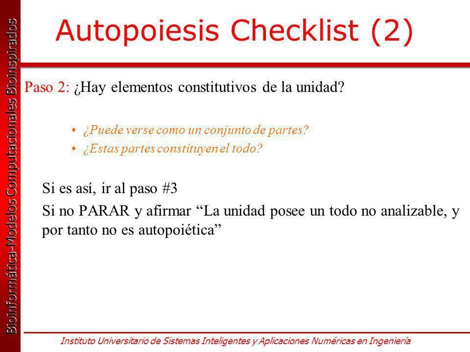 Autopoiesis Checklist (2)