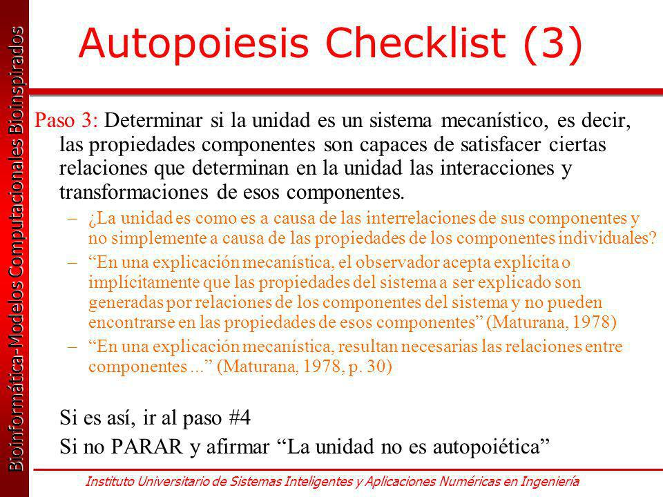 Autopoiesis Checklist (3)