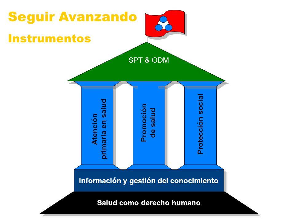 Información y gestión del conocimiento Salud como derecho humano