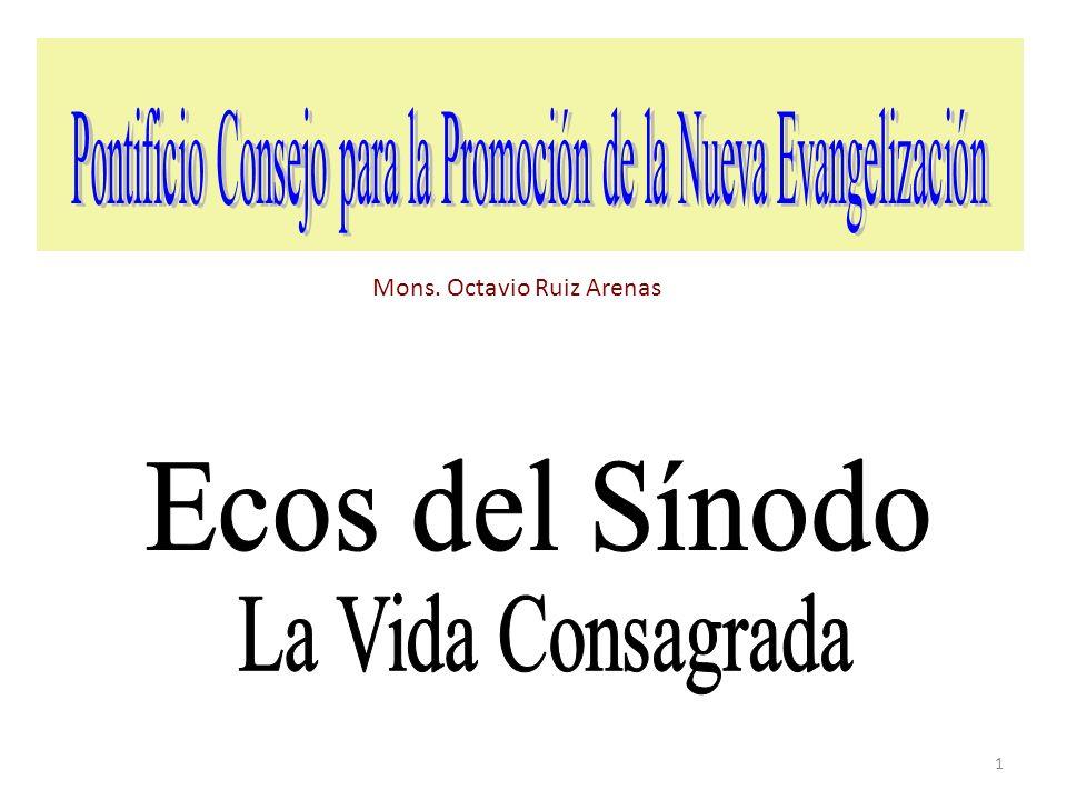 Pontificio Consejo para la Promoción de la Nueva Evangelización