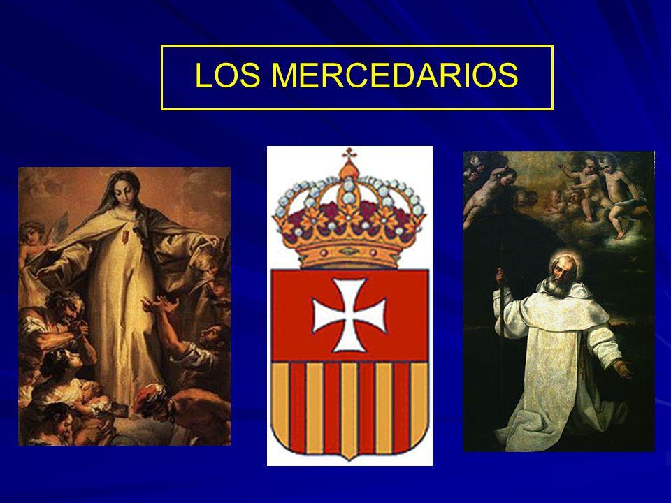 LOS MERCEDARIOS