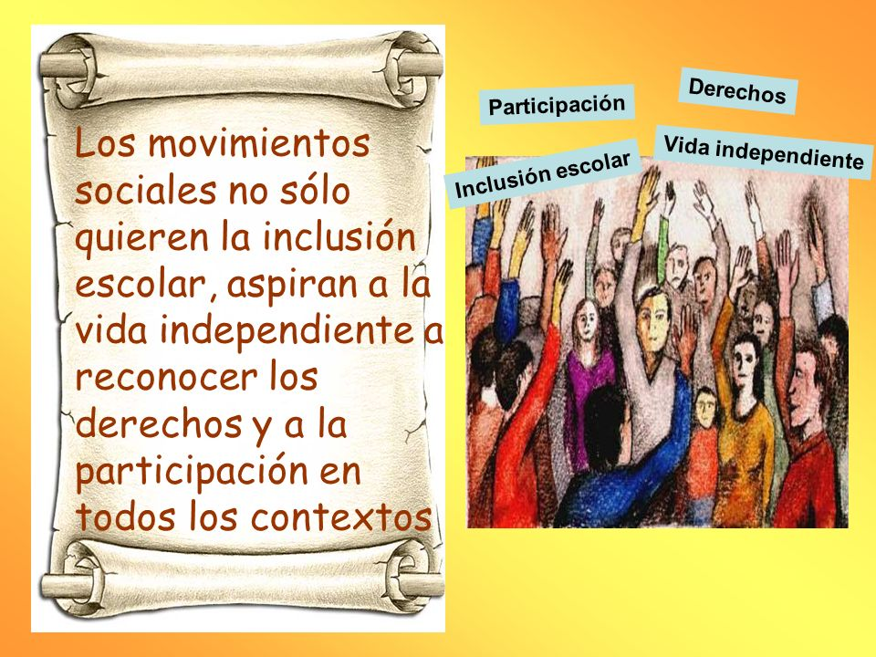Derechos Participación.