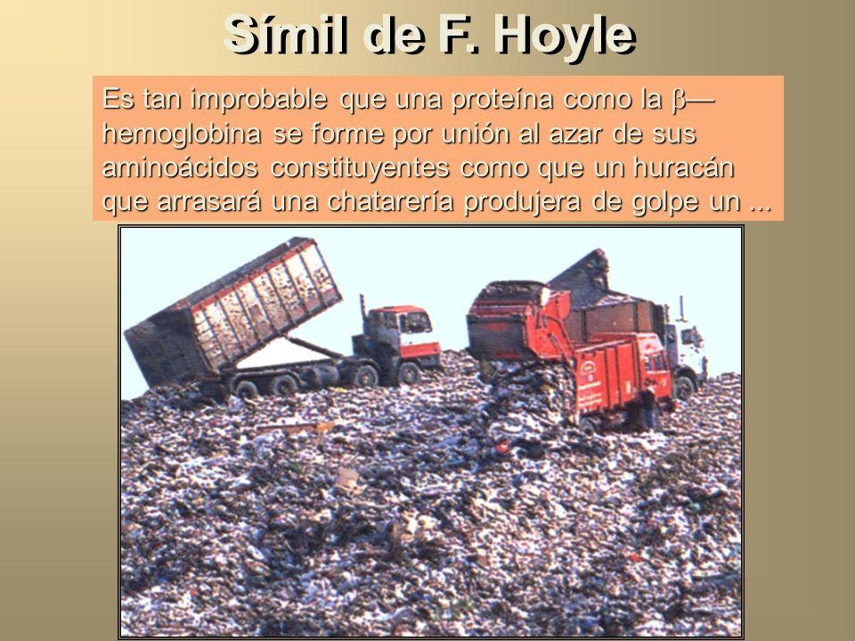 Símil de F. Hoyle