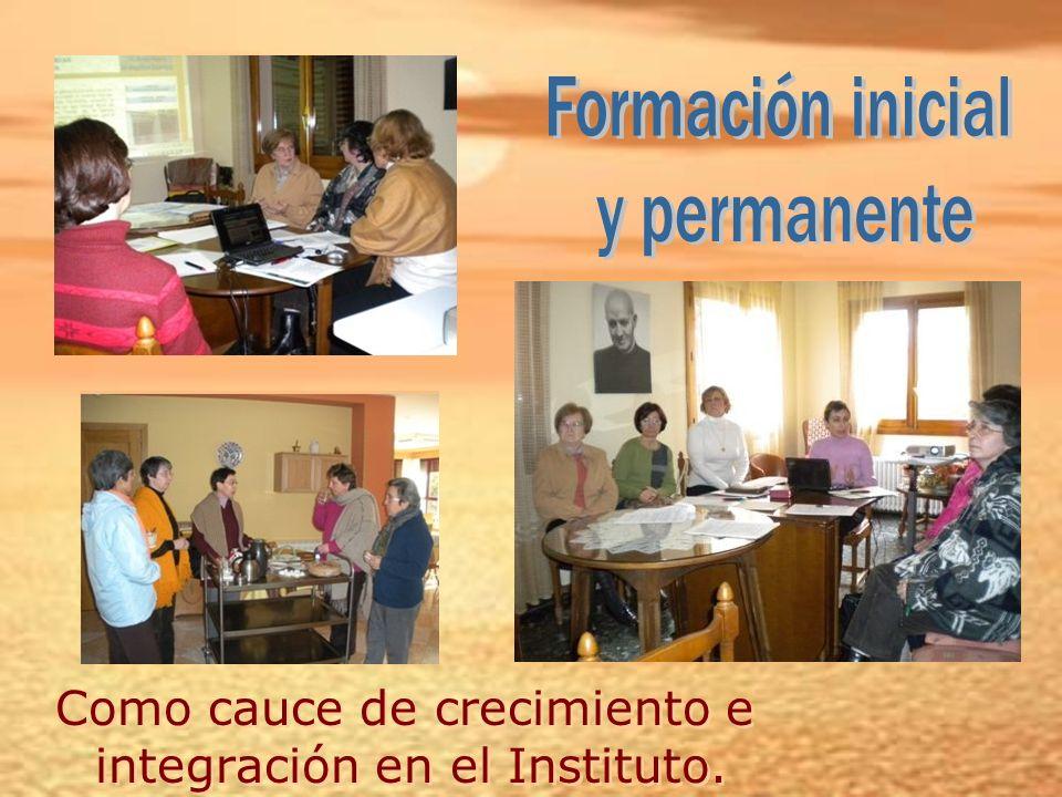Formación inicial y permanente