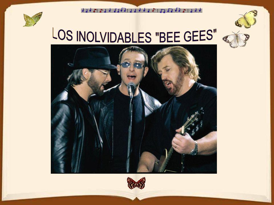 LOS INOLVIDABLES BEE GEES