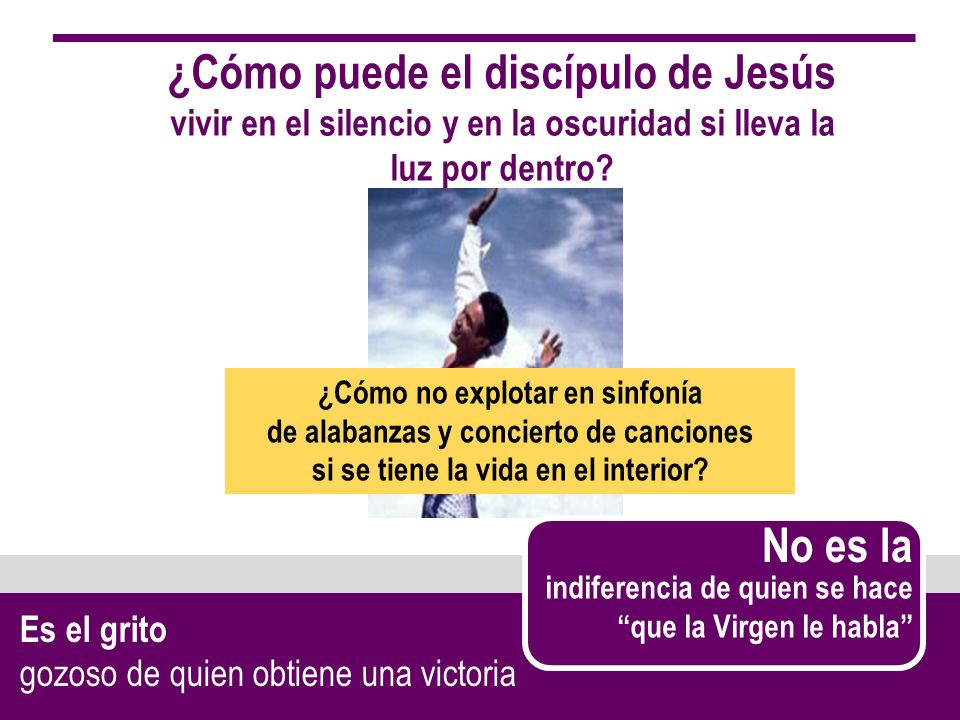 ¿Cómo puede el discípulo de Jesús