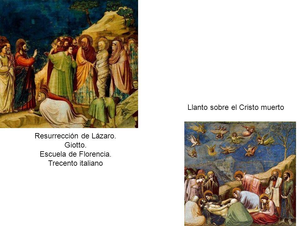 Llanto sobre el Cristo muerto
