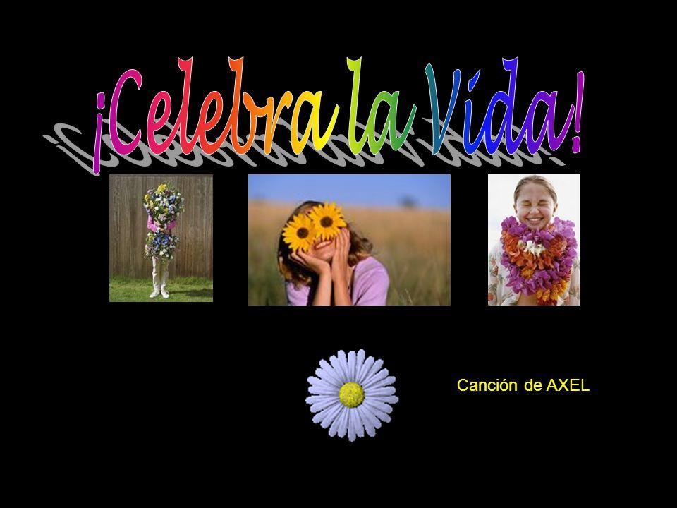¡Celebra la Vida! Canción de AXEL