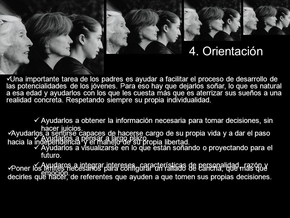 4. Orientación