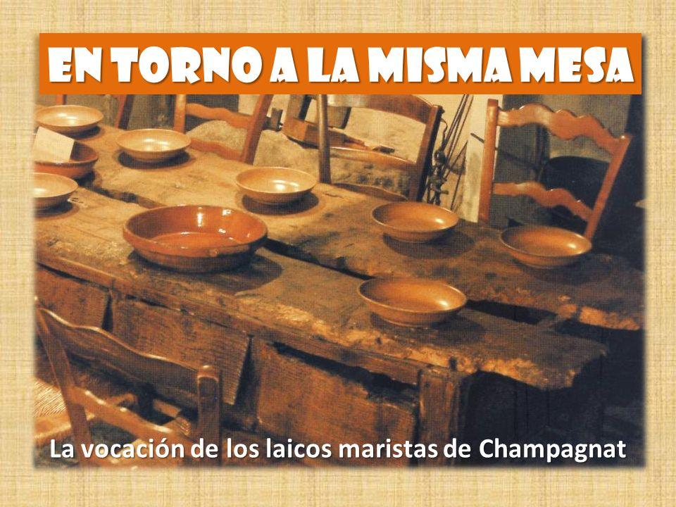 La vocación de los laicos maristas de Champagnat