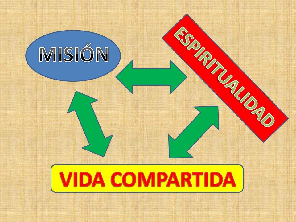 MISIÓN VIDA COMPARTIDA
