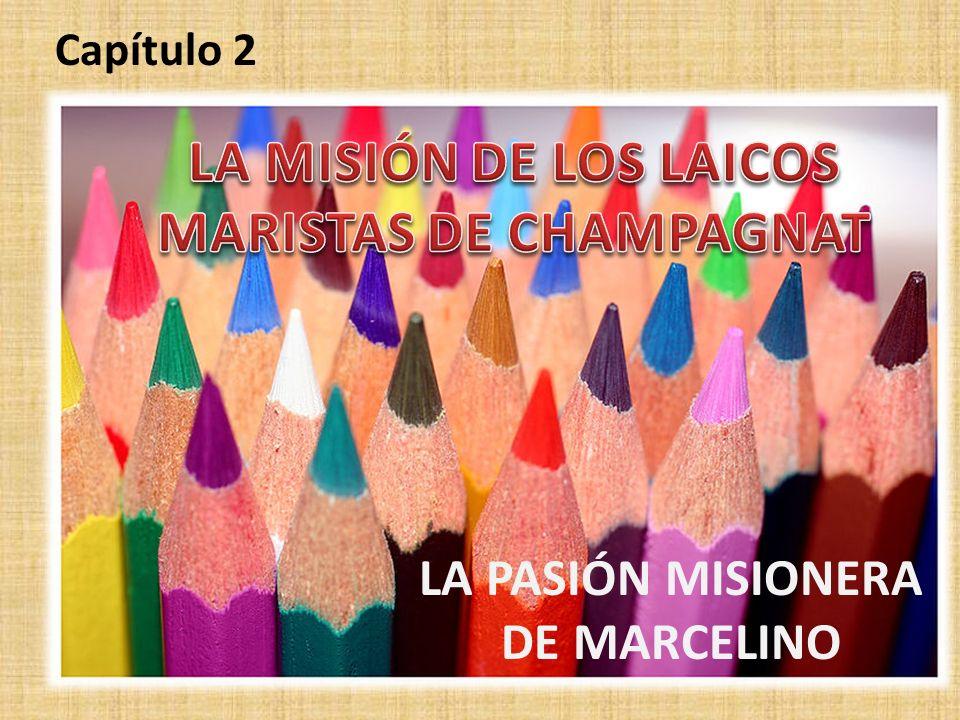 LA MISIÓN DE LOS LAICOS MARISTAS DE CHAMPAGNAT