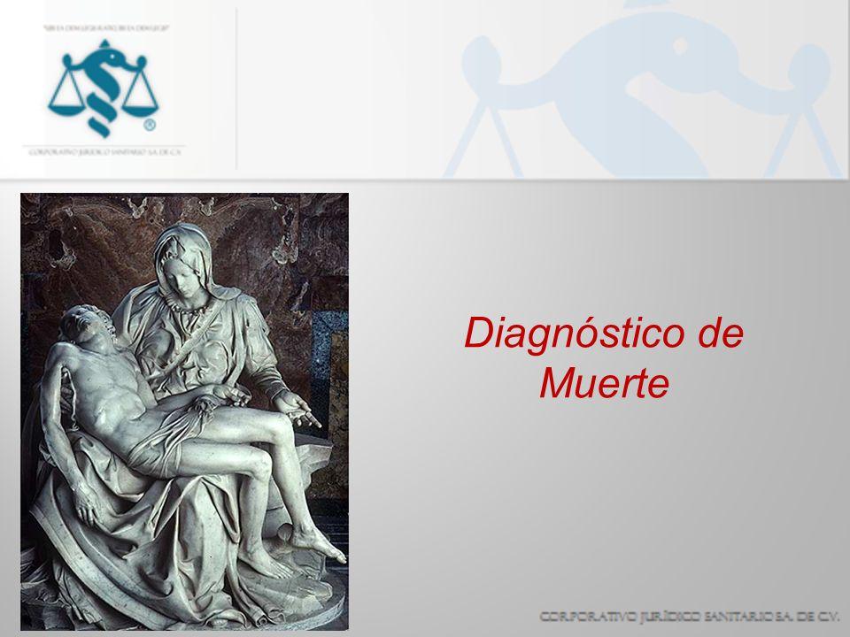 Diagnóstico de Muerte