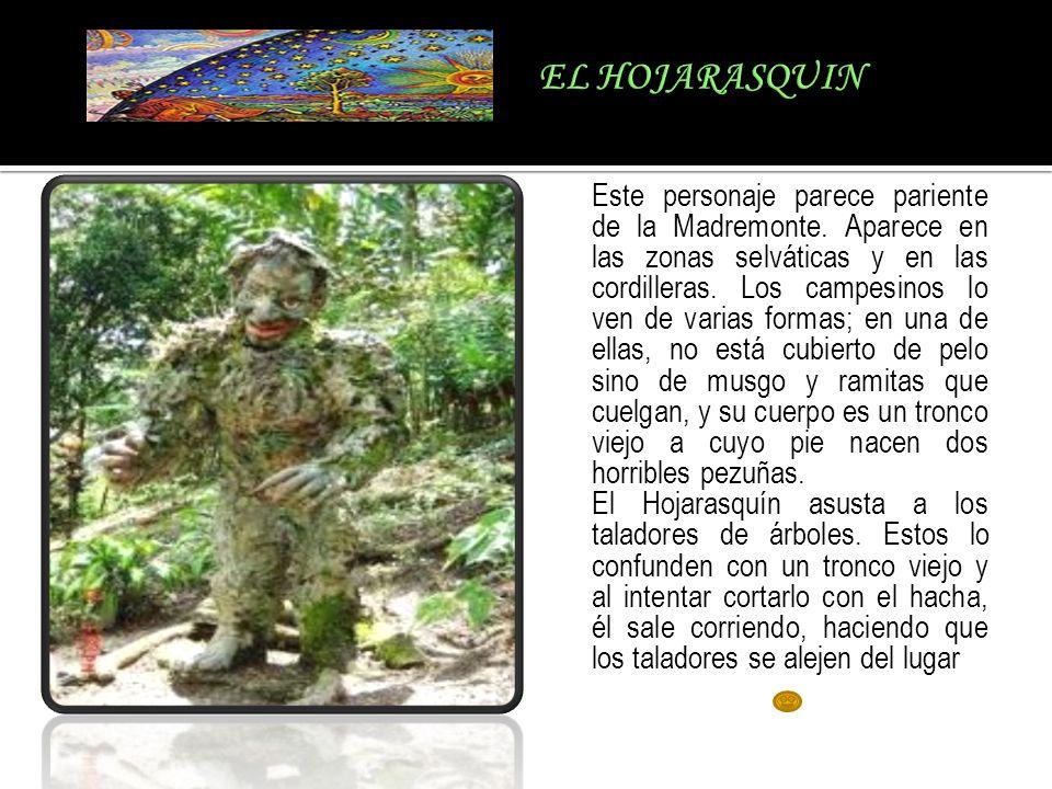 EL HOJARASQUIN