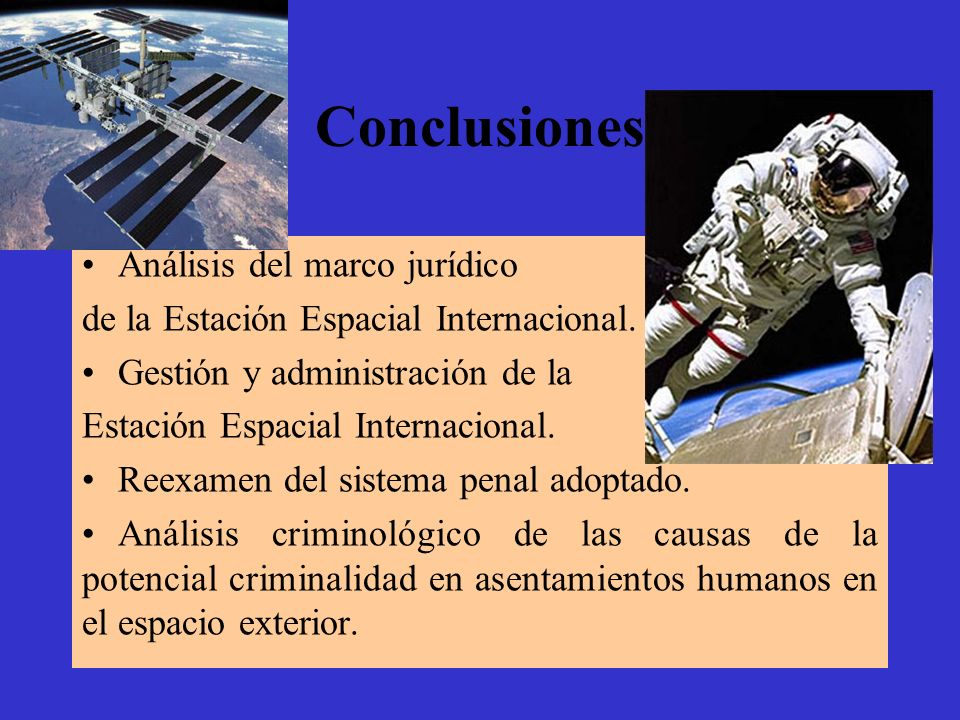 Conclusiones Análisis del marco jurídico