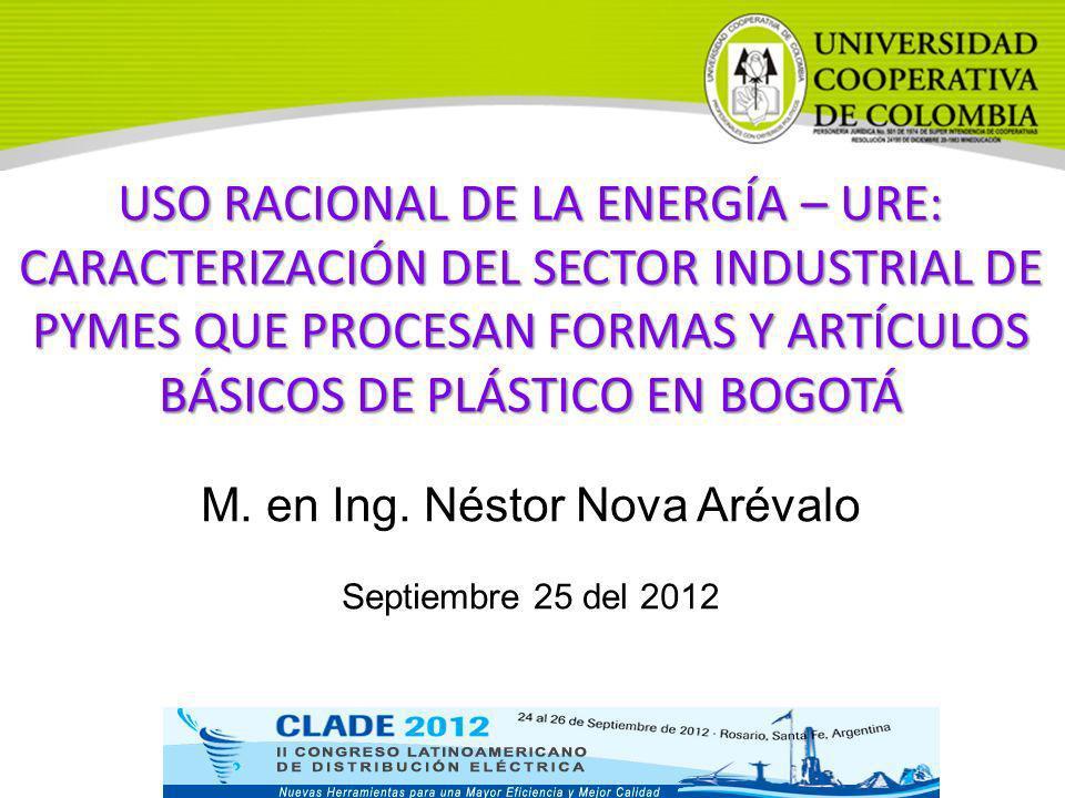 M. en Ing. Néstor Nova Arévalo