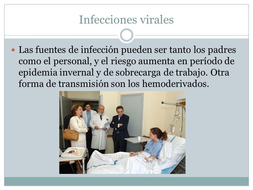 Infecciones virales
