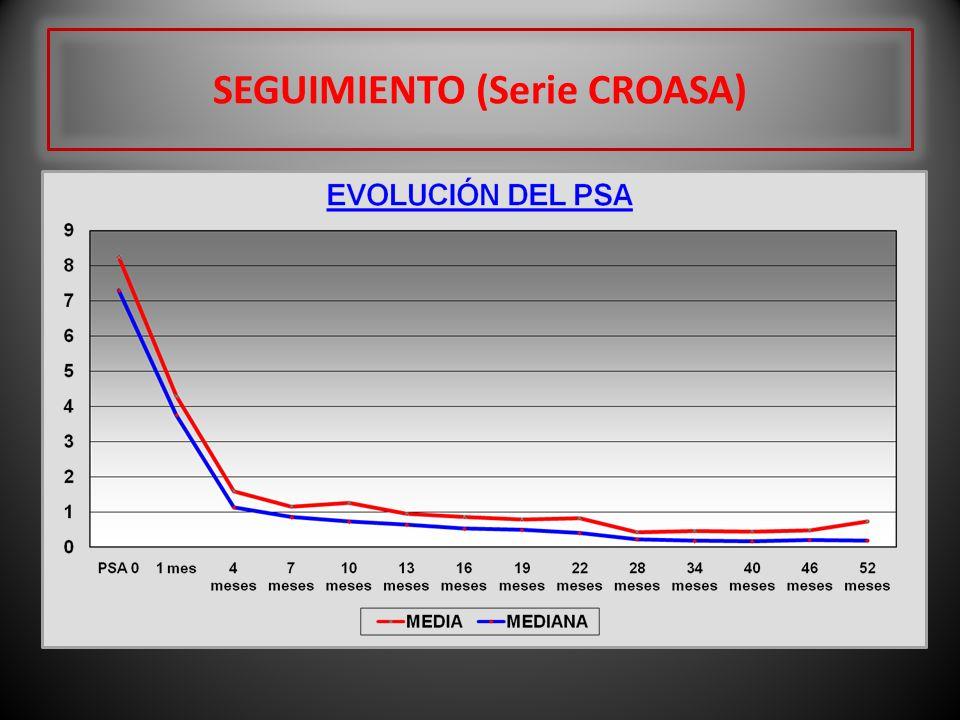 SEGUIMIENTO (Serie CROASA)