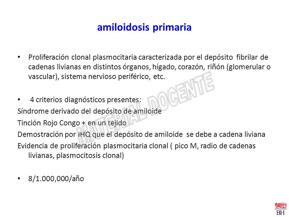 MATERIAL DOCENTE amiloidosis primaria