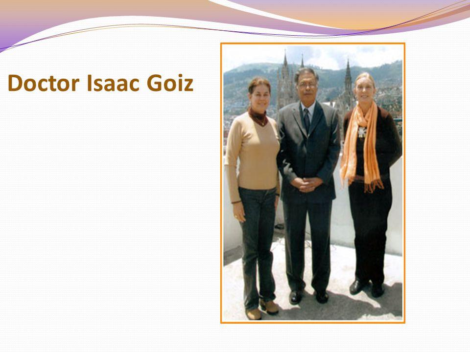 Doctor Isaac Goiz
