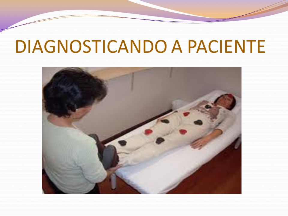 DIAGNOSTICANDO A PACIENTE
