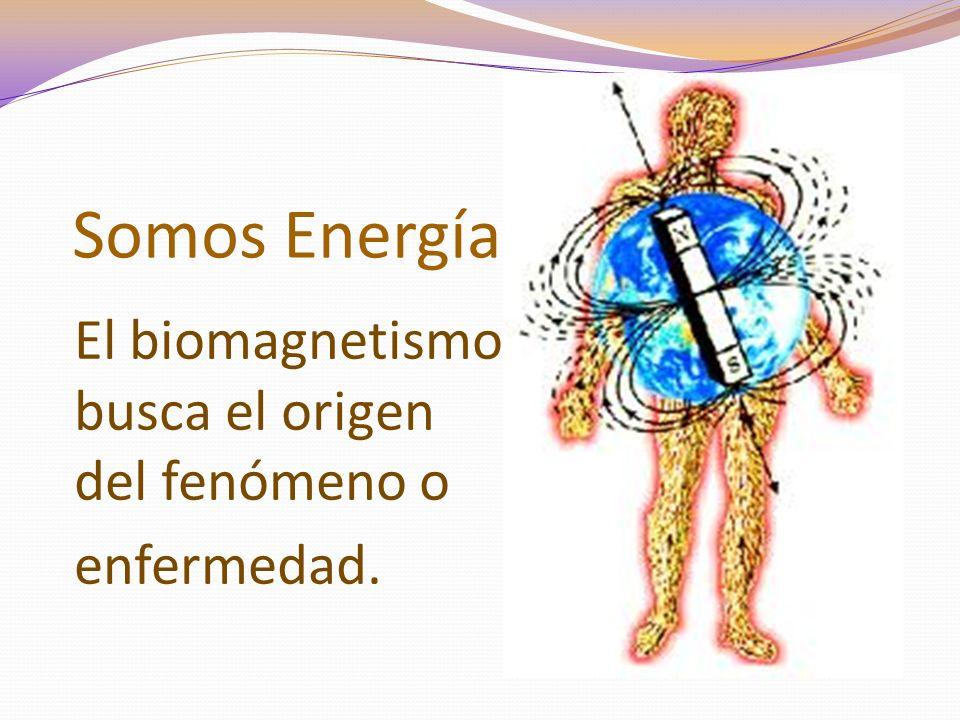Somos Energía El biomagnetismo busca el origen del fenómeno o